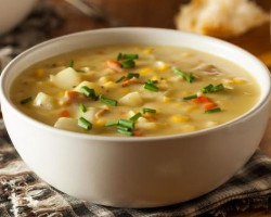 Sweet Corn Soup