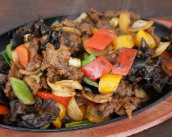 Beef Sizzling