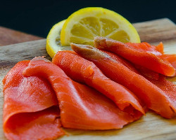Canadian Smoked Salmon